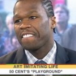50 cent today show