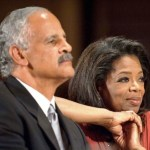 Jean Hersholt Humanitarian Award recipient Oprah Winfrey attends the Academy of Motion Picture Arts & Sciences 2011 Governors Awards with Stedman Graham (L) in Hollywood, Calfornia November 12, 2011. REUTERS/Matt Petit/A.M.P.A.S./Handout (UNITED STATES - Tags: ENTERTAINMENT) NO SALES. NO ARCHIVES. FOR EDITORIAL USE ONLY. NOT FOR SALE FOR MARKETING OR ADVERTISING CAMPAIGNS