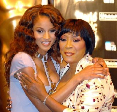 Ciarra and Patti LaBelle