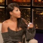"Toni Braxton on E!'s ""Chelsea Lately,"" Dec. 12, 2011"
