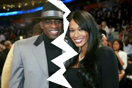 deion &amp; pilar sanders