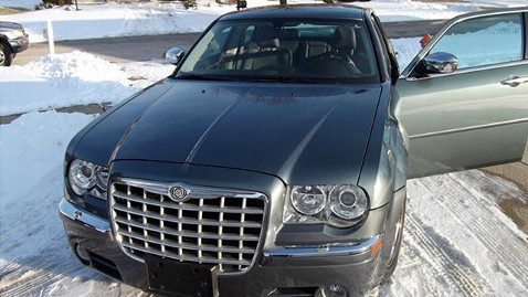 obama's old chrysler 300