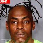 Coolio&#039;s mug shot