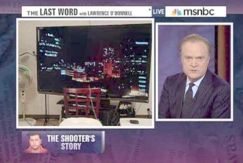 lawrence o'donnell (empty chair)
