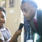 harmony bailey & rev al sharpton