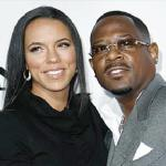 martin lawrence & wife
