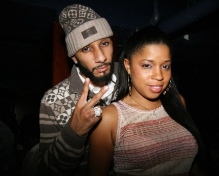 swizz beatz and mashonda