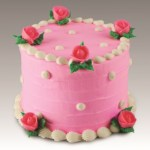 BASKIN-ROBBINS PINK SURPRISE CAKE