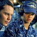 Taylor Kitsch and Rihanna in Universal Pictures' Battleship.