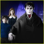 Johnny Depp in the Warner Bros&#039; film Dark Shadows
