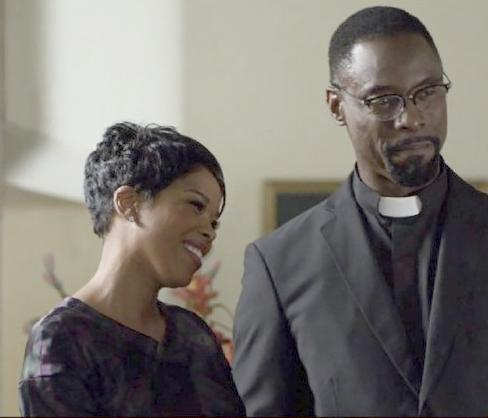 isaiah washington & malinda williams