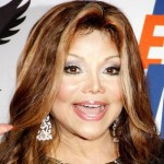 Singer LaToya Jackson is 56 today