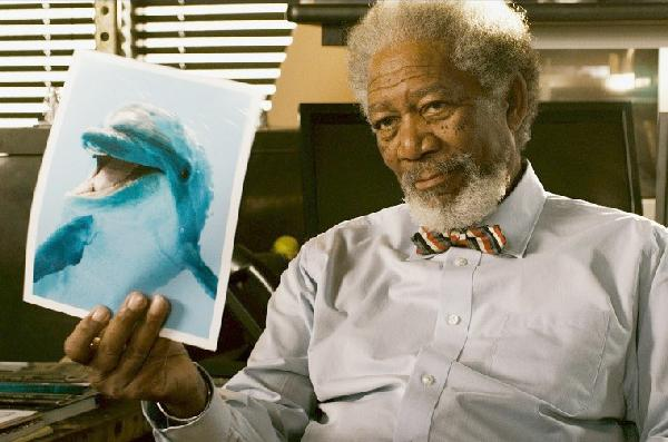 morgan freeman (dolphin tale)