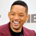 "Actor Will Smith poses at a photo call for Columbia Pictures' ""Men In Black 3"" at the Four Seasons Hotel on May 3, 2012 in Los Angeles"