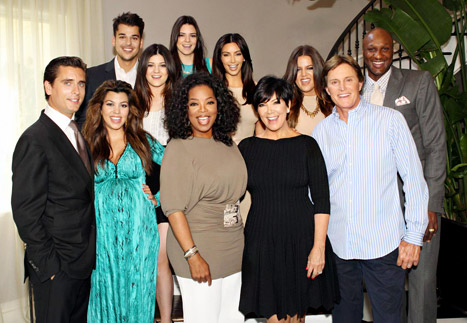 oprah & the kardashians