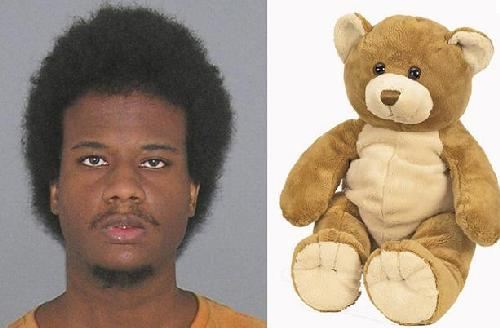 charles marshall &amp; teddy bear