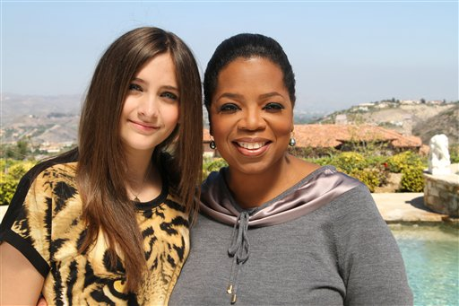 Paris Jackson &amp; Oprah