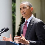 President Obama Speaks On Homeland Security&#039;s Announcement About Deportations