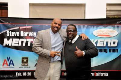 steve harvey  cedric the entertainer