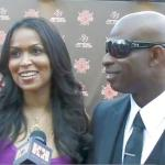tracey edmonds &amp; deion sanders