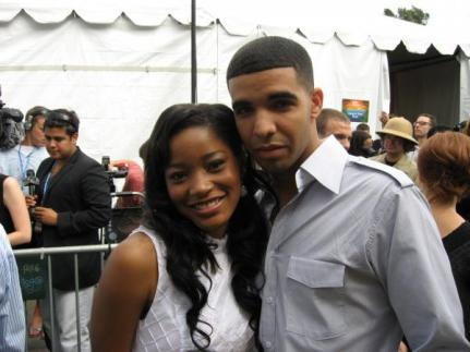 Keke Palmer &amp; Drake