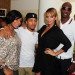 evelyn lozada-teresa caldwell-launch clothing line-the jasmine brand