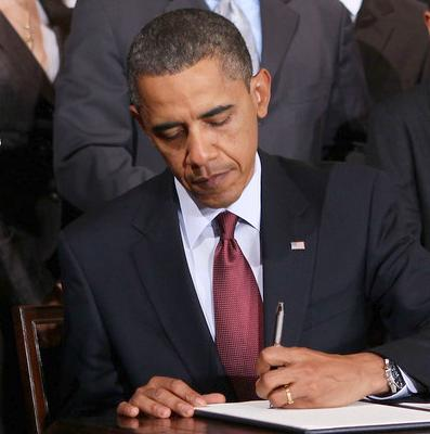 obama (signing document)