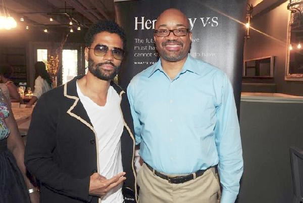 eric benet & rodney williams