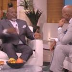 td jakes &amp; steve harvey