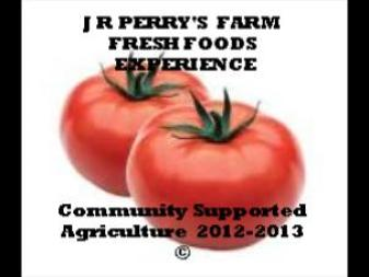 farm fresh tomato - logo