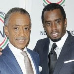 Rev Al Sharpton Sean Diddy Combs