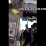 bus driver hits woman with uppercut