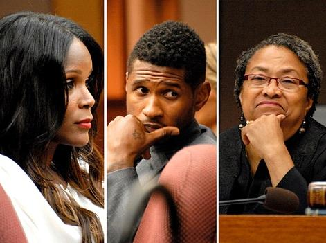 tameka - usher - judge