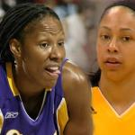 chamique holdsclaw & jennifer lacy