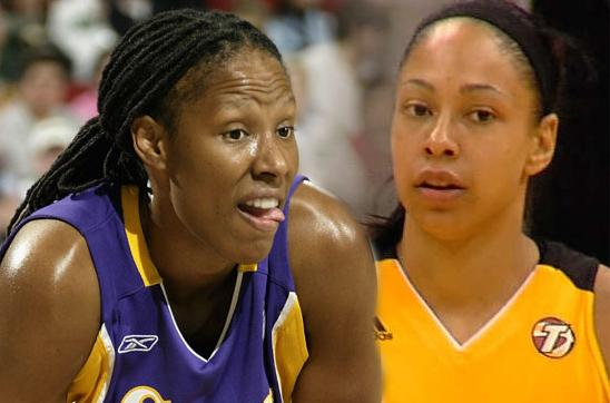 chamique holdsclaw &amp; jennifer lacy