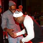 dwyane wade &amp; lebron james at atl club