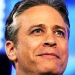 "** FILE ** In this March 12, 2009 file photo, Jon Stewart hosts a taping of Comedy Central's ""The Daily Show with Jon Stewart""  in New York.  (AP Photo/Jason DeCrow, file)   Original Filename: AP090312056030.jpg"