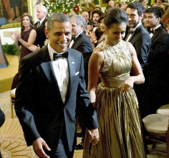 2012 kennedy honors (barack & michelle)