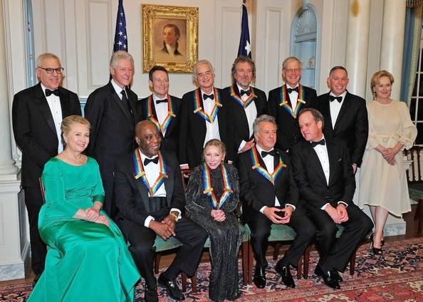 2012 kennedy honors