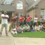 Shawty Lo and all his babies mamas