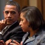 barack obama &amp; susan rice
