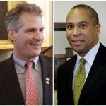 scott brown & deval patrick