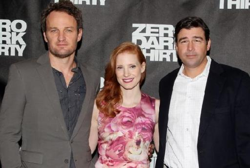 zero dark thirty cast