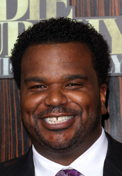 Actor Craig Robinson arrives at Spike TV's &quot;Eddie Murphy: One Night Only&quot; at the Saban Theatre on November 3, 2012 in Beverly Hills
