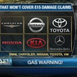 e 15 gas warning