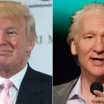 trump &amp; maher