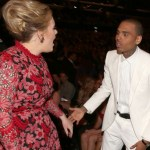 adele-chris-brown-yelling-grammys