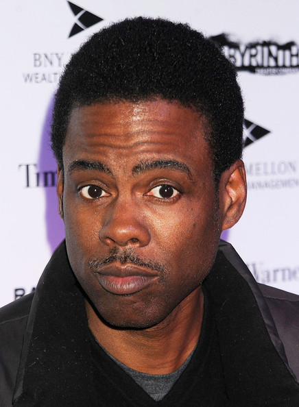 Chris Rock attending the LAByrinth Theater Company Celebrity Charades 2013 Benefit Gala at Capitale in New York City. (January 14, 2013)