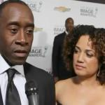 don cheadle (&amp; significant other)