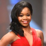 gabrielle douglas heart truth close
